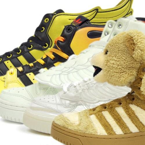 "adidas ""JEREMY SCOTT"" ObyO"