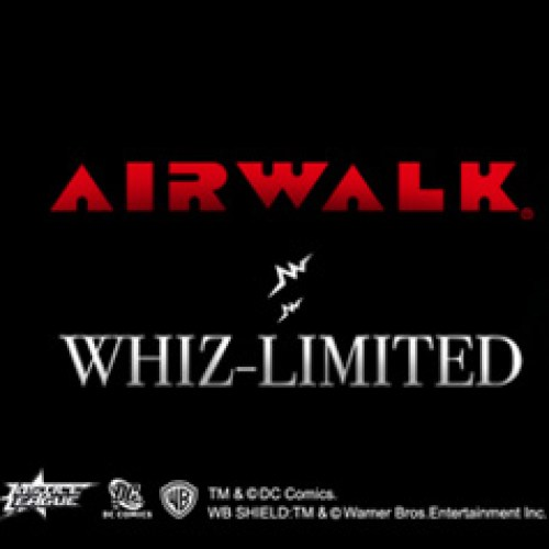 AIRWALK x WHIZ-LIMITED x WarnerBros. [ASBee限定]