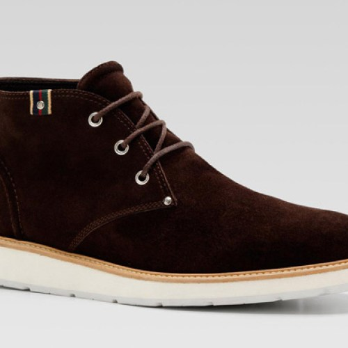 Gucci Chukka Boot