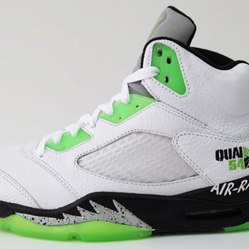 Nike Air Jordan 5 Retro Quai 54