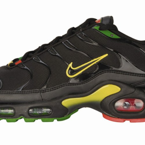 NIKE Air Max Plus Tuned 1 'Rasta'