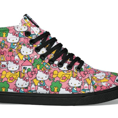 "SANRIO x VANS ""HELLO KITTY"" PACK"