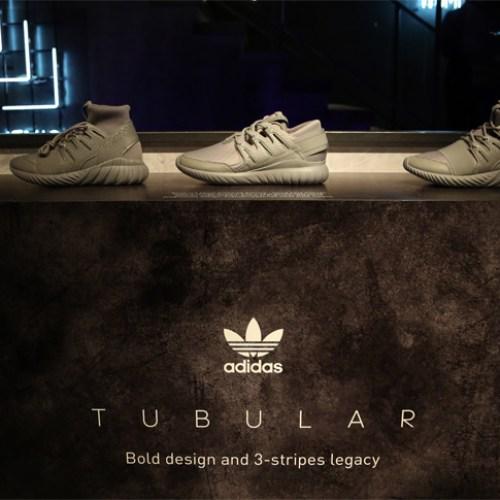 アディダス オリジナルスから2016春夏シーズン、TUBULARフルラインナップが一斉発売開始