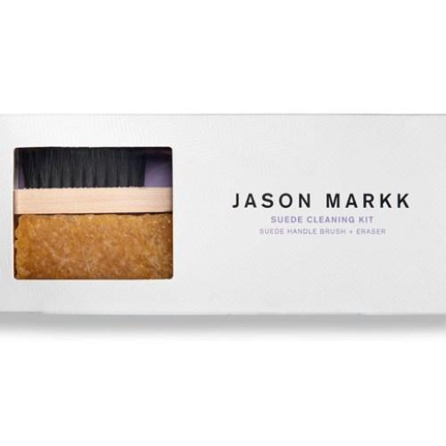 ロサンゼルス発のシューアクセサリーブランドJASON MARKKによるスウェード製シューズ専用のSUEDE CLEANING KITを発売