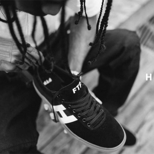 HUFは2010年にスタートしたLAブランド、FTPとのカプセルコレクションを発売