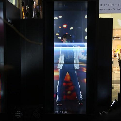 アディダス オリジナルスから、新たなNMD 14モデルをセレブレイトすべく原宿・渋谷にてNOMADIC SHOWCASEを開催