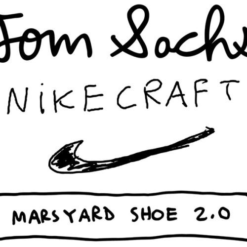ナイキとトム・サックスが、NikeCraft Mars Yard 2.0を発表