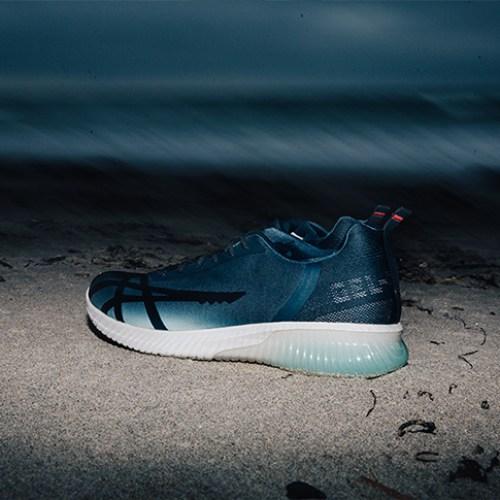 """アシックスのパフォーマンスモデルをベースに、mita sneakersとのコラボレートモデルGEL-KENUN """"SHINKAI""""が発売"""
