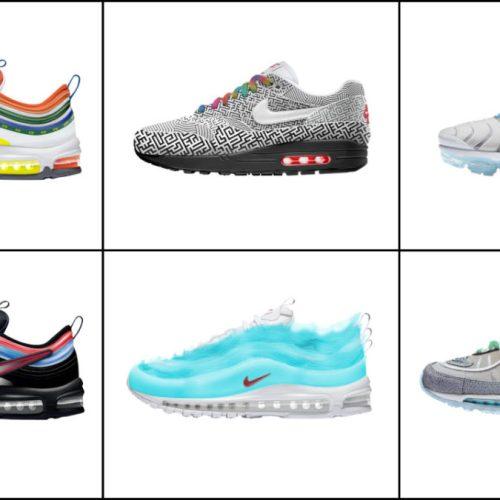 2018 Nike: On Air 結果発表