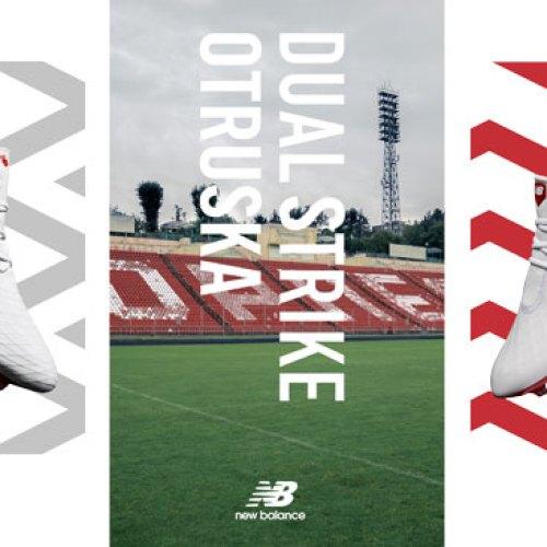 """ニューバランスより、""""ロシア""""から着想を得た「OTRUSKA PACK」新作「TEKELA」含むフットボールスパイク・ライフスタイルシューズを発売"""