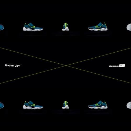 リーボックから、DMX FUSION をフィーチャーした mita sneakers とのコラボレートモデルが登場