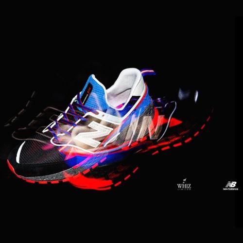 """ニューバランスから、WHIZ LIMITED と mita sneakers によるトリプルコラボレートモデル MS574 V2 """"SCREEN"""" """"WHIZ LIMITED x mita sneakers"""" が登場"""