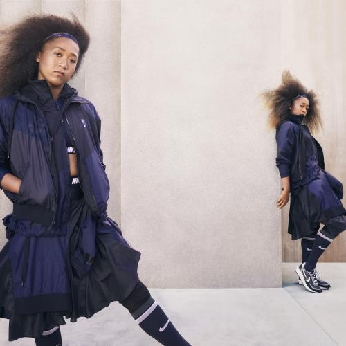 NIKE x sacai、Nike のランニングヘリテージをアップデートした新たなコレクションを発売