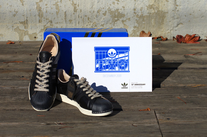 "Photo09 - adidas Originals ""MADE FOR"" 「10th Anniversary Tokyo Pack」"