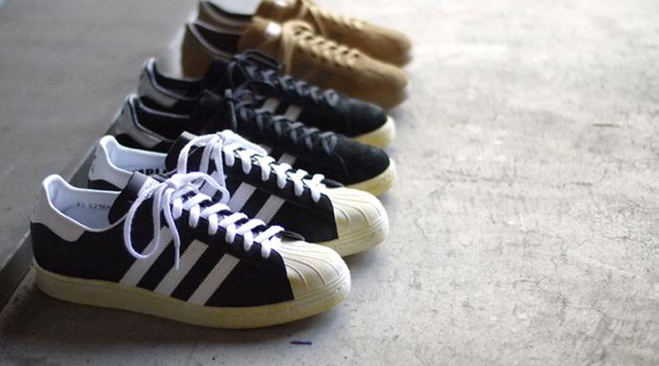 Photo03 - mita sneakers x adidas Originals CP 80s MITA / SS 80s MITA / TOBACCO MITA