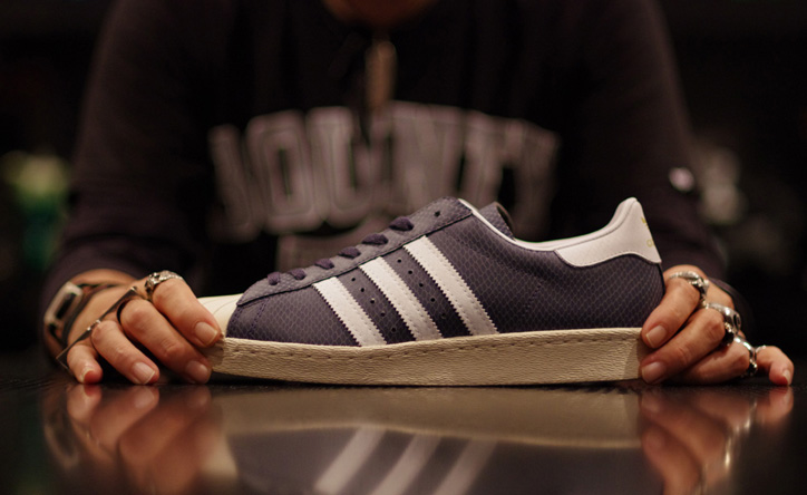 Photo05 - adidas Originals for atmos SS 80's G-SNK 6 先行予約開始