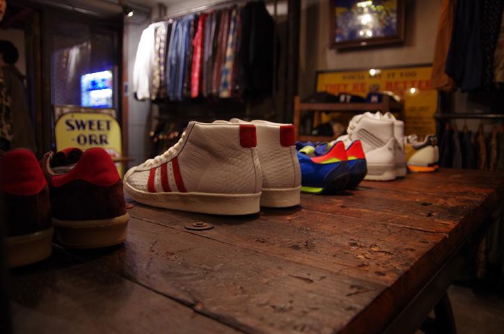 Photo05 - A-1 CLOTHING 真柄氏に「adidas Collectors Project」についてインタビュー