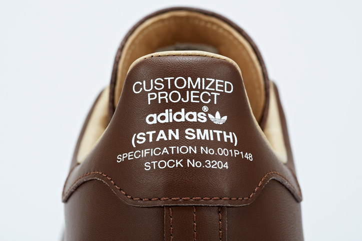 "Photo04 - Consortium STAN SMITH Collaboration Pack 第3弾としてadidas Consortium x Neighborhood ""Stan Smith NBHD""が発売"