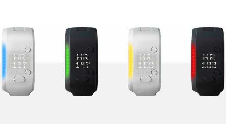 """Photo01 - adidasから心拍トレーニングに特化したリストバンド型ハートレートモニター""""miCoach FIT SMART""""が発売"""