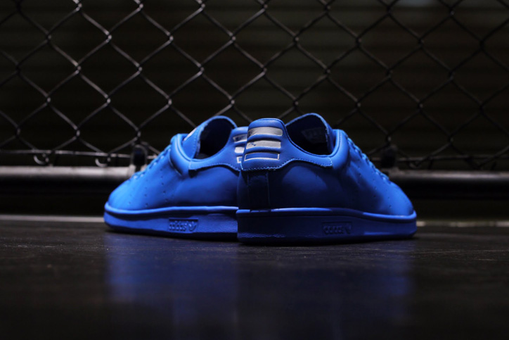 "Photo12 - adidas ConsortiumよりPharrell Williams氏が提案するadidas PW STAN SMITH ""SOLID PACK""がゲリラリリース"