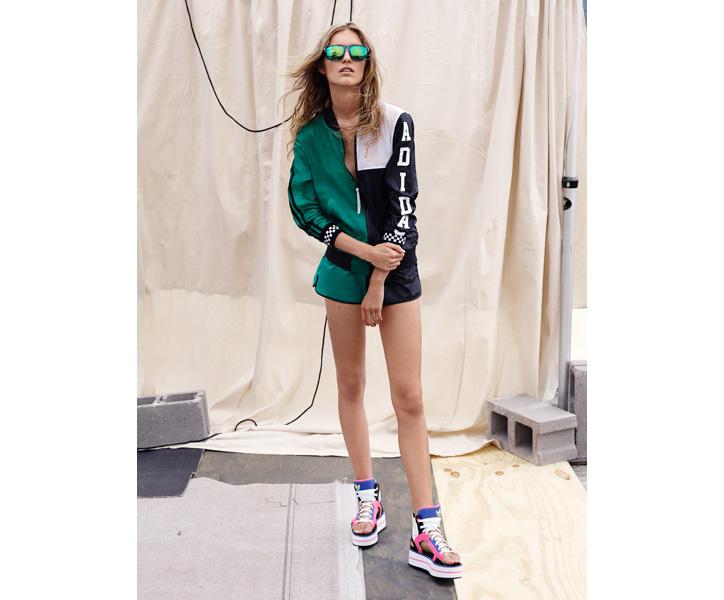 Photo02 - adidas より adidas HIGHLIGHTS S/S 2015 LOOK を公開