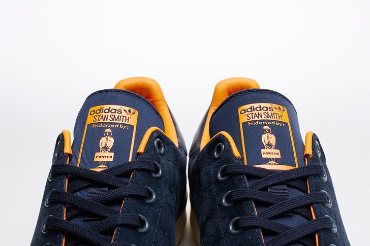 Photo04 - 日本を代表する鞄メーカー 吉田カバンの創業80周年を記念した adidas Originals x PORTER Stan Smith から新色のネイビーが登場