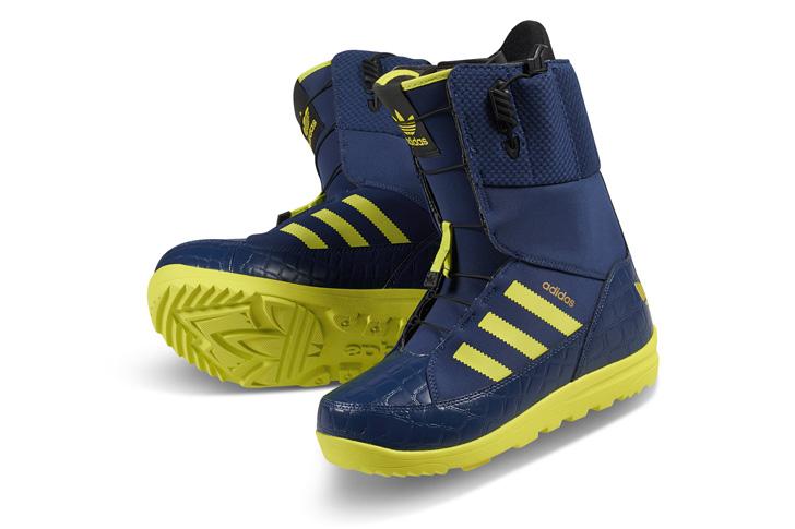 Photo10 - アディダスは、Superstar生誕45周年をセレブレイトしてスノボーディング用にリデザインされたSuperstar Bootを発表