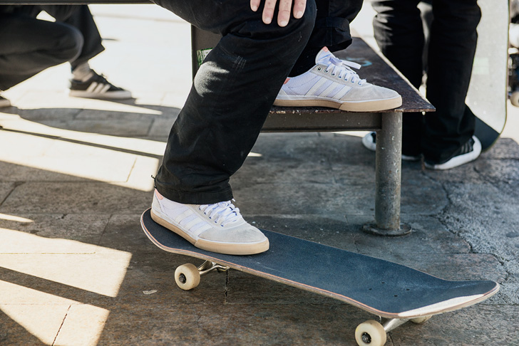 Photo17 - アディダス スケートボーディングから、待望のルーカス・プイグのシグニチャーシューズLucas Premiere ADVが登場