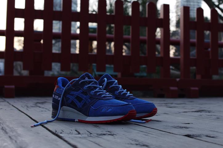 "Photo09 - asics GEL-LYTE III 25周年を迎え、アシックスタイガーという名を冠したmita sneakersコラボレーションモデル asics tiger GEL-LYTE III ""TRICO""が発売"
