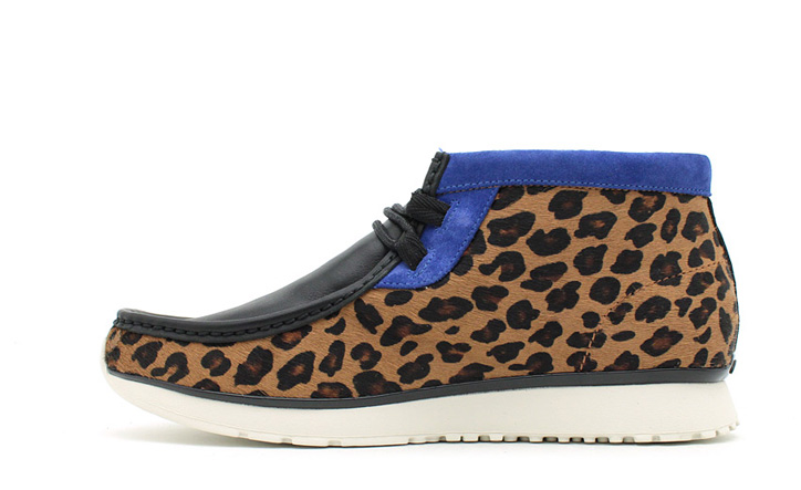 "Photo03 - atmos x Clarks Sports Wear TAWYER ""Animal Print"""