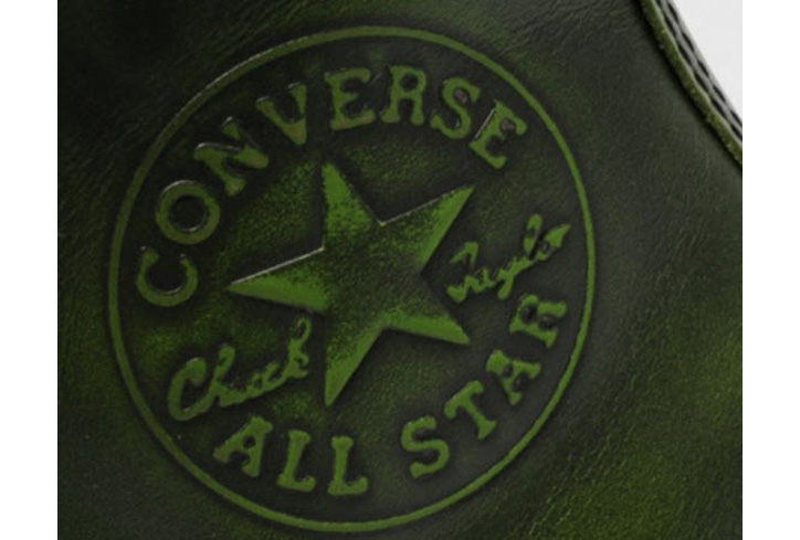 "Photo02 - DC COMICS x CONVERSE CHUCK TAYLOR ALL STAR HI ""THE RIDDLER"""
