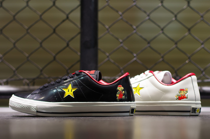 Photo03 - CONVERSE ONE STAR SUPER MARIO BROS. OX