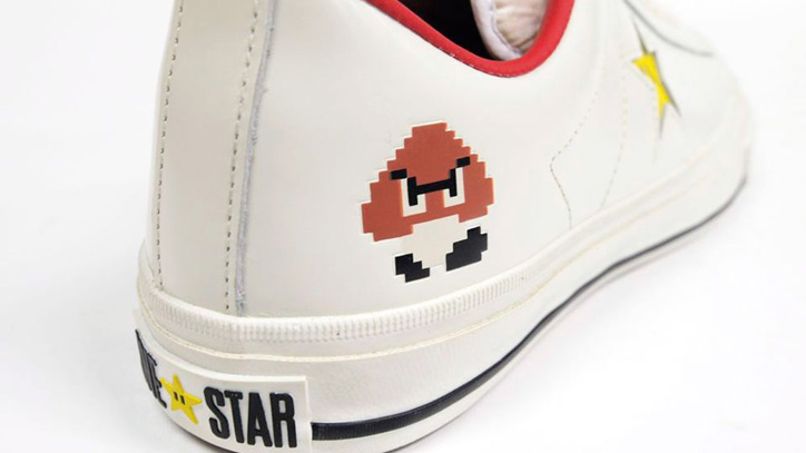 Photo05 - CONVERSE ONE STAR SUPER MARIO BROS. OX
