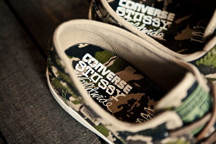 Photo03 - Stussy x Converse 2012 Spring/Summer Sea Star