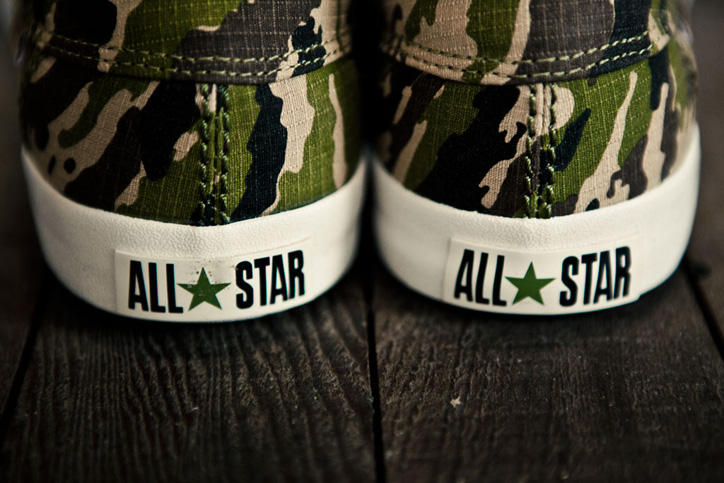 Photo05 - Stussy x Converse 2012 Spring/Summer Sea Star