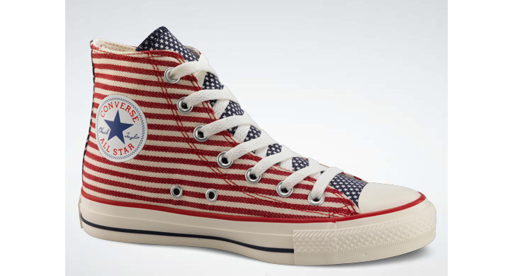 Photo02 - Converse Americana Chuck Taylor Collection