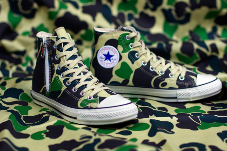 "Photo02 - CONVERSE ALL STAR TYO CUSTOM MADE HI ""mita sneakers別注"""