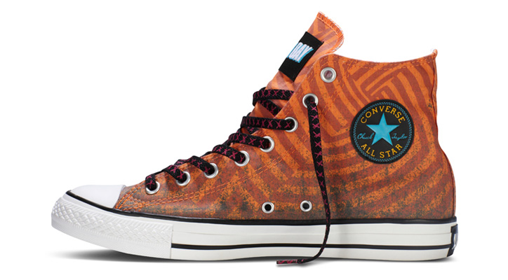 Photo01 - Green Day x Converse Chuck Taylor All Star Hi