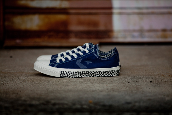 Photo02 - XLARGE® x CONVERSE 2014 SUMMER COLLECTION