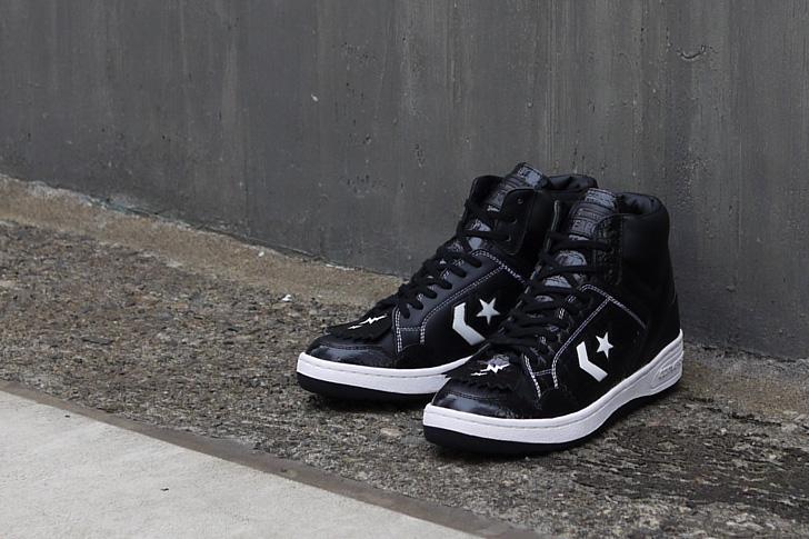 Photo01 - コンバースは、WHIZ LIMITEDとmita sneakersとのコラボレーションモデルWEAPON HI / WZ MSを発売