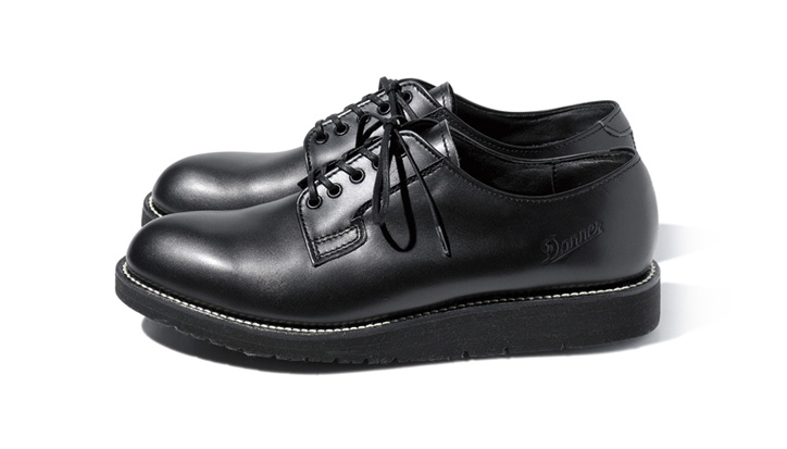 Photo01 - SOPHNET. x Danner 2012 Spring/Summer Postman Shoe
