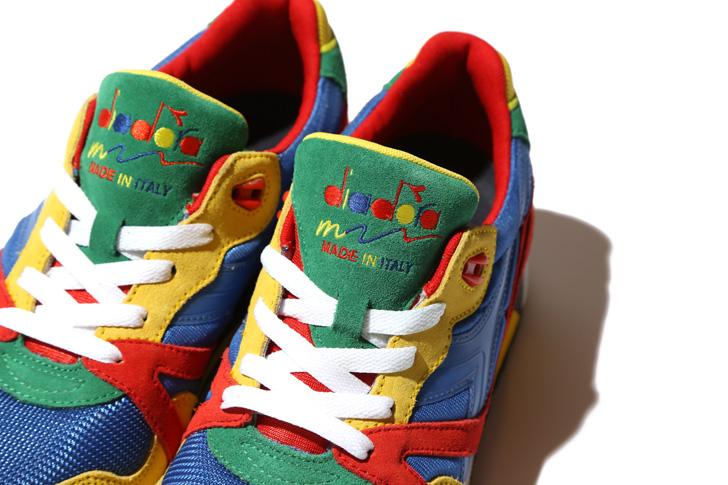 Photo04 - イタリアを代表するスポーツブランドdiadoraとBEAMS Tによるカプセルコレクションが登場