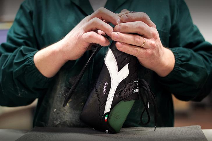 "Photo09 - ディアドラより、30年以上の時を経てfootball shoes ""BRASIL""を復刻し、""BACK IN THE GAME""と題したイベントを開催"
