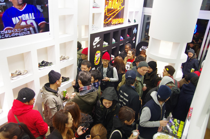 "Photo03 - NIKE AIR MAX 1 ""Camouflage Collection"" Launch Reception"