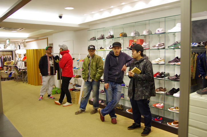 Photo11 - NIKE x UNDERCOVER GYAKUSOU S/S Collection Reception Recap
