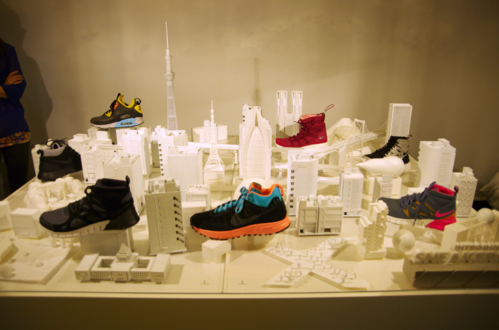 Photo02 - NIKE SPORTSWEAR presents HOLIDAY 2013 SNEAKERBOOTS COLLECTION Event Recap