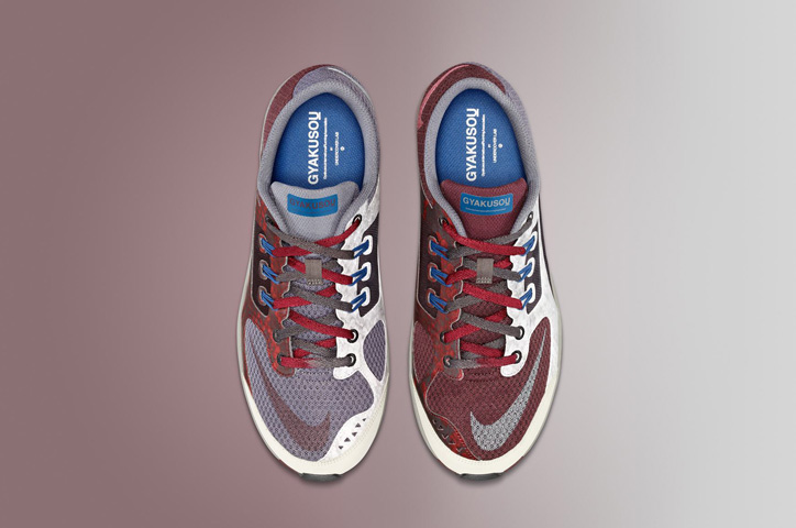 Photo02 - NIKE x UNDERCOVER GYAKUSOU INTERNATIONAL RUNNING ASSOSIATIONがSPRING 2014 COLLECTIONを発表