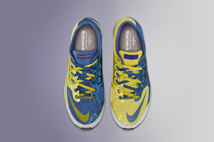 Photo08 - NIKE x UNDERCOVER GYAKUSOU INTERNATIONAL RUNNING ASSOSIATIONがSPRING 2014 COLLECTIONを発表