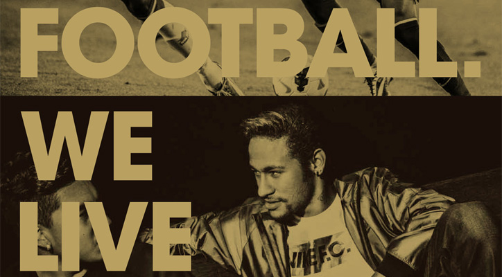 Photo01 - Sports Lab by atmosにてNIKE F.C. LAUNCH PARTYが開催