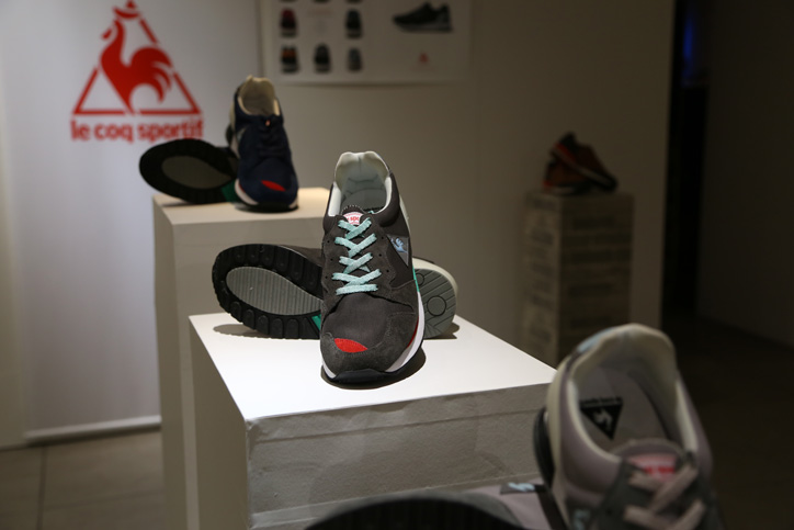 Photo03 - le coq sportif Launch party Supported by SNEAKER SPEAKER Event Recap